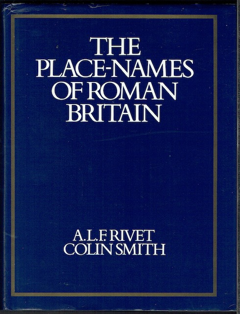 Image for The Place-Names Of Roman Britain