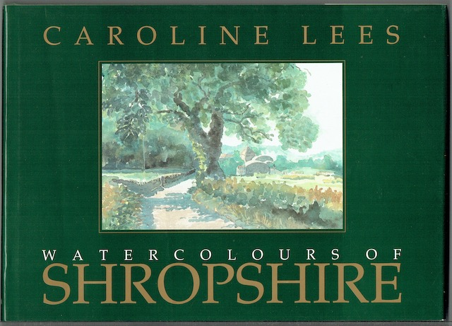 Image for Watercolours Of Shropshire
