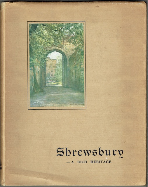 Image for Shrewsbury: A Rich Heritage