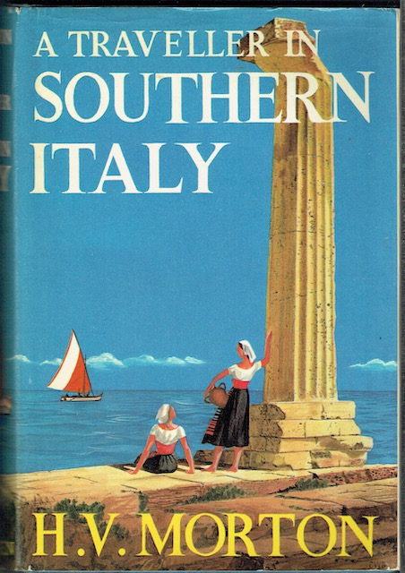 Image for A Traveller In Southern Italy