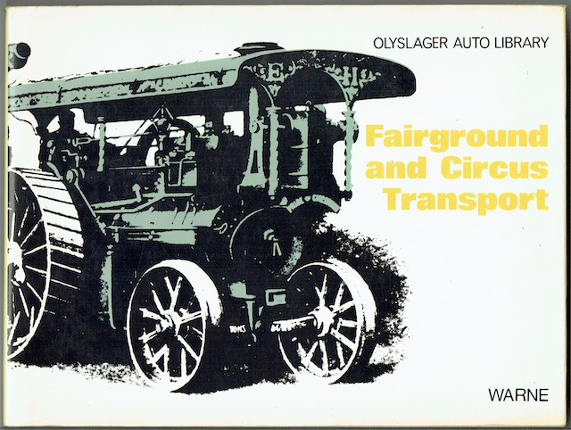 Image for Fairground And Circus Transport