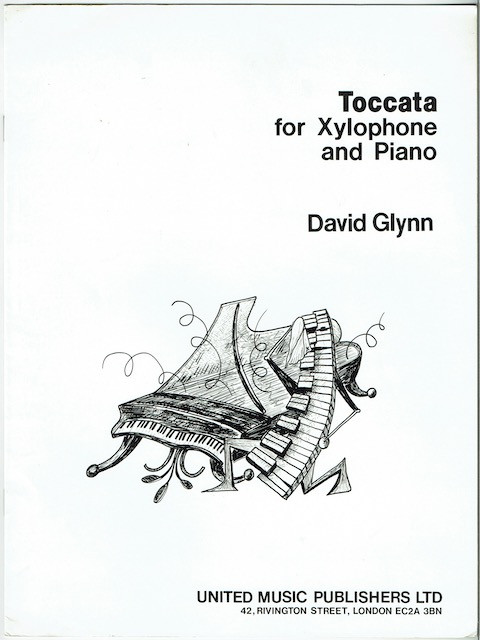 Image for Toccata For Xylophone And Piano