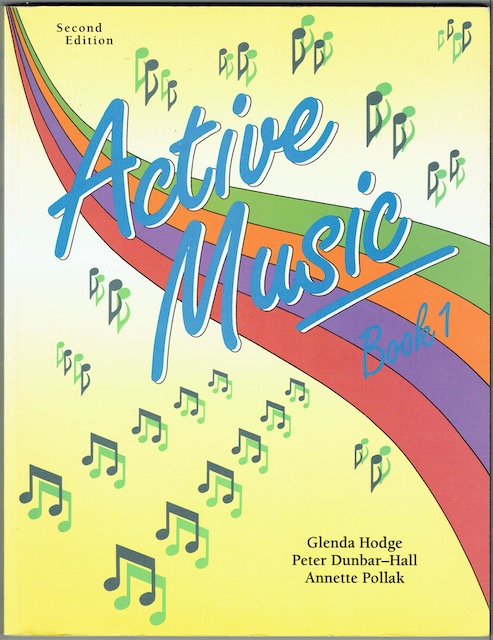 Image for Active Music Book One