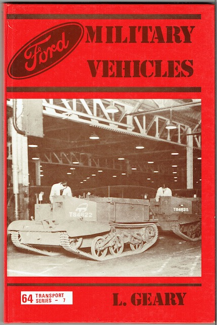 Image for Ford Military Vehicles