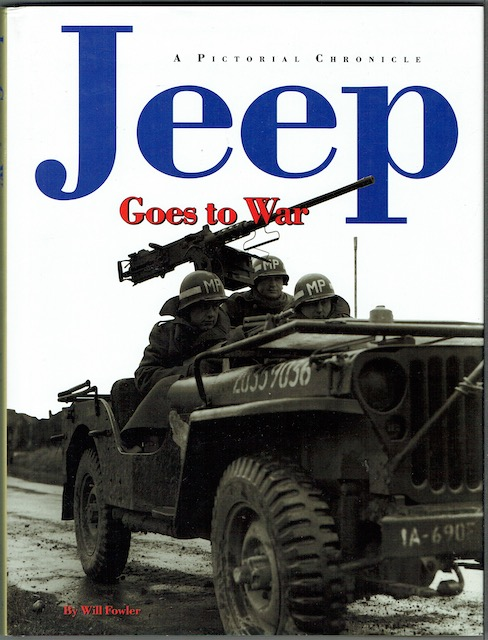 Image for Jeep Goes To War
