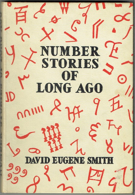 Image for Number Stories Of Long Ago