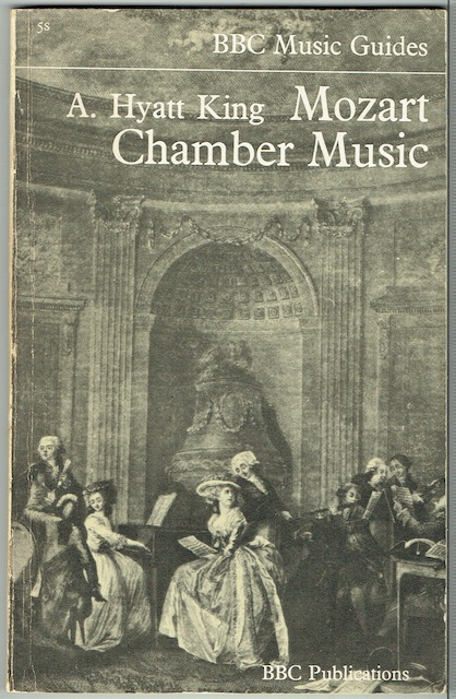 Image for Mozart Chamber (BBC Music Guides)