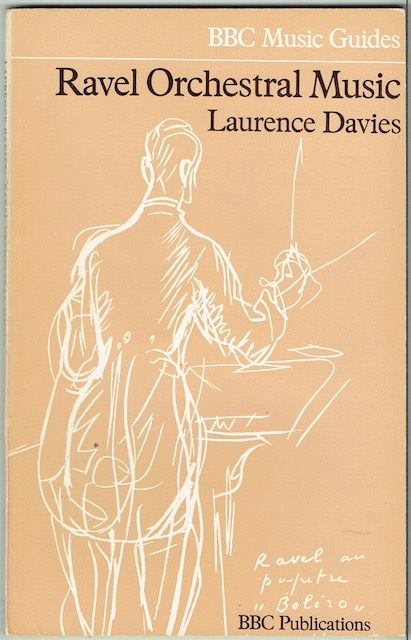 Image for Ravel Orchestral Music (BBC Music Guides)
