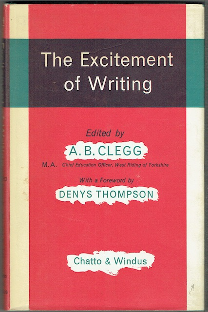 Image for The Excitement Of Writing