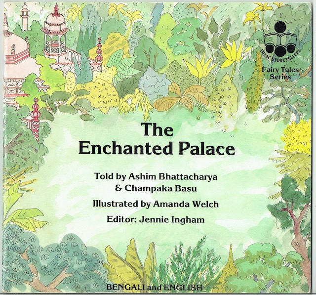Image for The Enchanted Palace