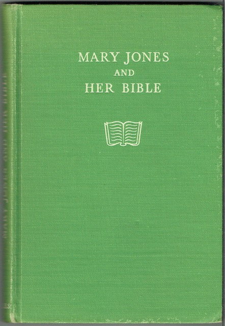 Image for Mary Jones And Her Bible