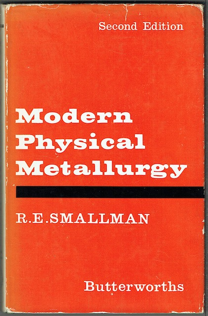 Image for Modern Physical Metallurgy