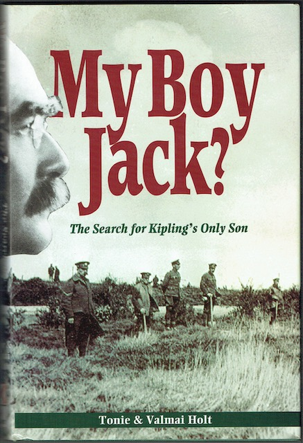 Image for My Boy Jack? The Search For Kipling's Only Son
