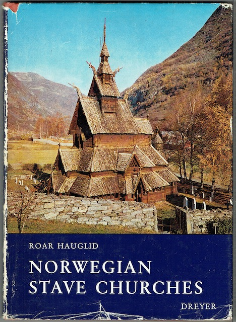Image for Norwegian Stave Churches