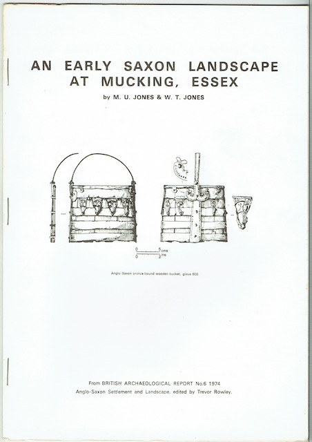 Image for An Early Saxon Landscape at Mucking, Essex