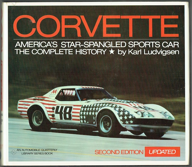 Image for Corvette: America's Star-Spangled Sports Car