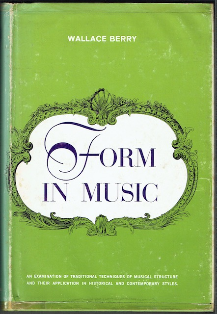 Image for Form In Music
