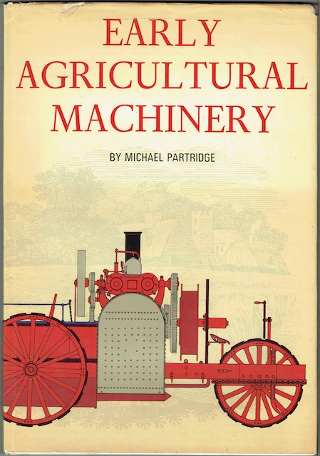 Image for Early Agricultural Machinery