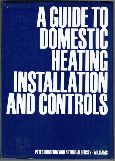 Image for A Guide To Domestic Heating Installation And Controls