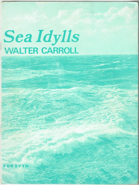 Image for Sea Idylls: Ten Miniatures For Pianoforte