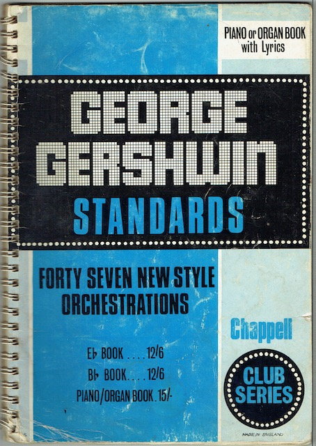 Image for George Gershwin Standards