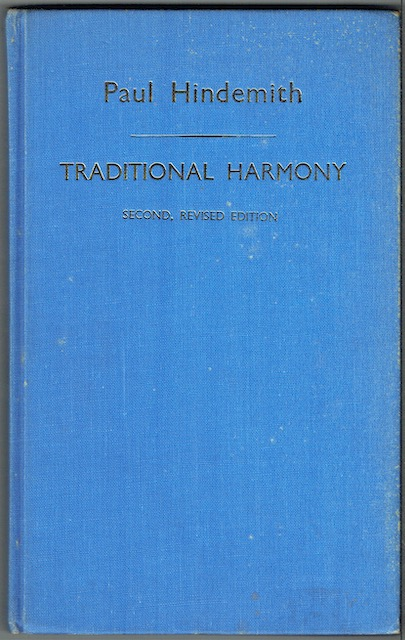 Image for A Concentrated Course In Traditional Harmony With Emphasis On Exercises And A Minimum Of Rules: Book 1