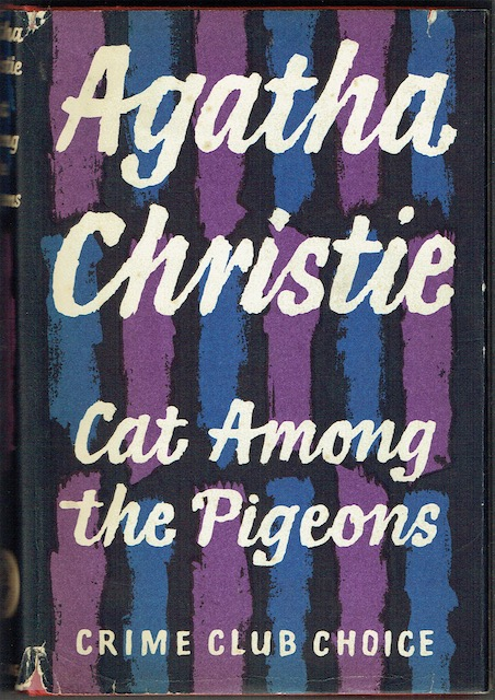 Image for Cat Among The Pigeons