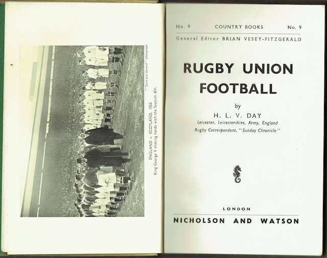 Image for Rugby Union Football