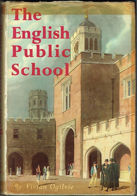 Image for The English Public School