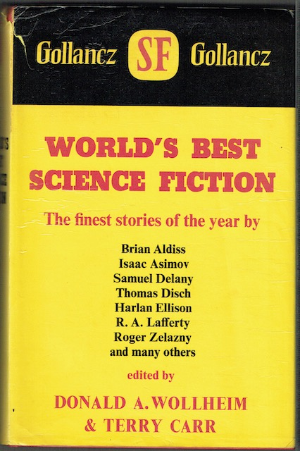 Image for World's Best Science Fiction
