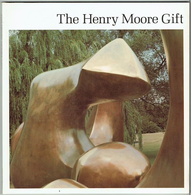 Image for The Henry Moore Gift: A Catalogue Of The Work By Henry Moore In The Tate Gallery Collection