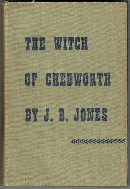 Image for The Witch Of Chedworth: A Tale Of The Roman Cotteswold