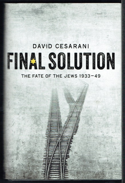 Image for Final Solution: The Fate Of The Jews 1933-49