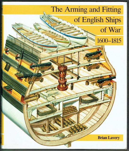 Image for The Arming And Fitting Of English Ships Of War 1600-1815