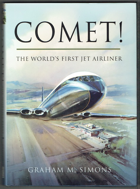 Image for Comet! The World's First Jet Airliner