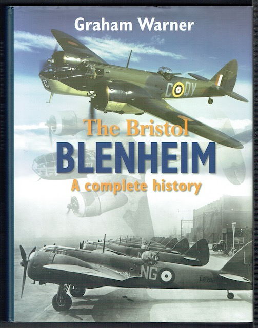 Image for The Bristol Blenheim: A Complete History