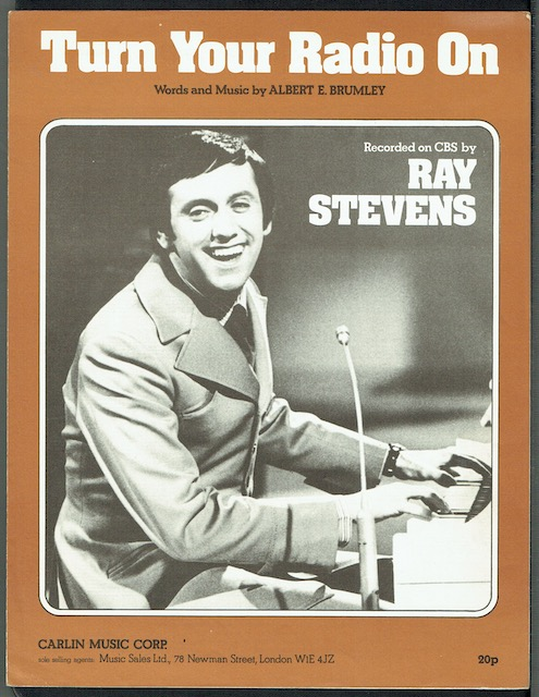 Image for Turn Your Radio On, recorded by Ray Stevens