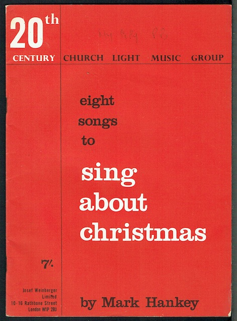 Image for Eight Songs To Sing About Christmas