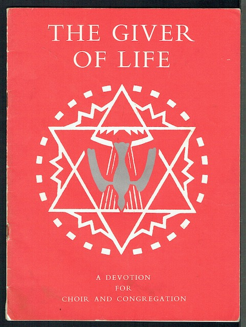 Image for The Giver Of Life: A Devotion For Choir And Congregation
