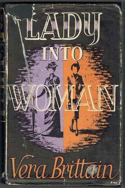 Image for Lady Into Woman: A History Of Woman From Victoria To Elizabeth II