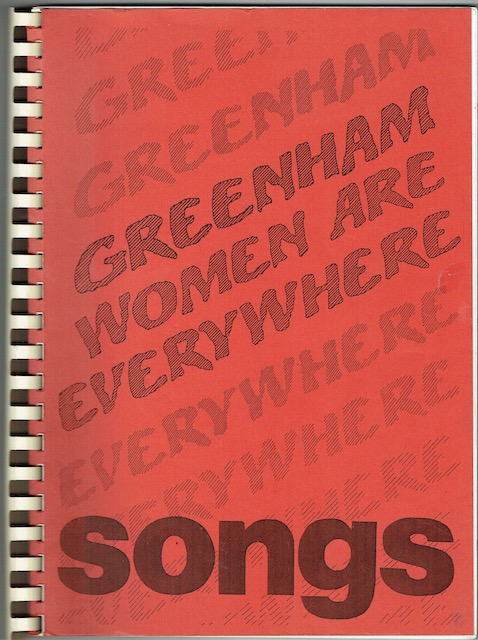Image for Greenham Song Book: Greenham Women Are Everywhere