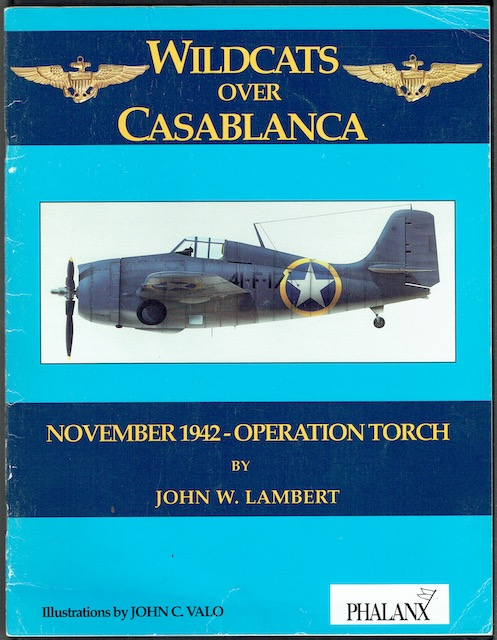 Image for Wildcats Over Casablanca: November 1942 - Operation Torch