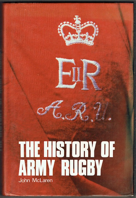 Image for The History Of Army Rugby