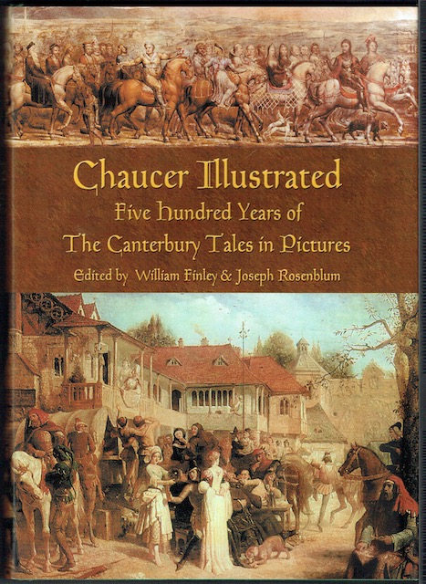 Image for Chaucer Illustrated: Five Hundred Years Of The Canterbury Tales In Pictures