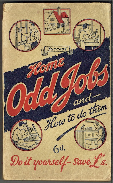 Image for Home Odd Jobs And How To Do Them