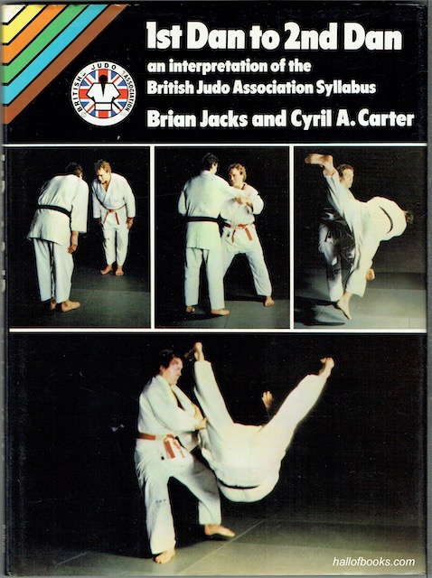 Image for 1st Dan To 2nd Dan: An Interpretation Of The British Judo Association Syllabus