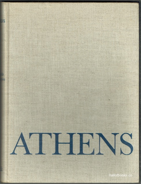 Image for Athens, City Of The Gods From Prehistory To 338 B.C.