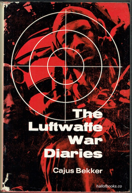 Image for The Luftwaffe War Diaries