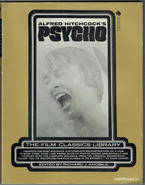 Image for Alfred Hitchcock's Psycho