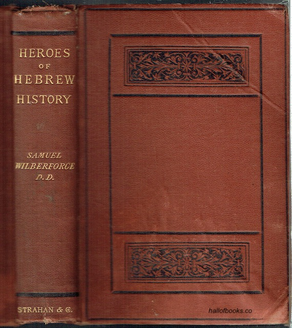 Image for Heroes Of Hebrew History